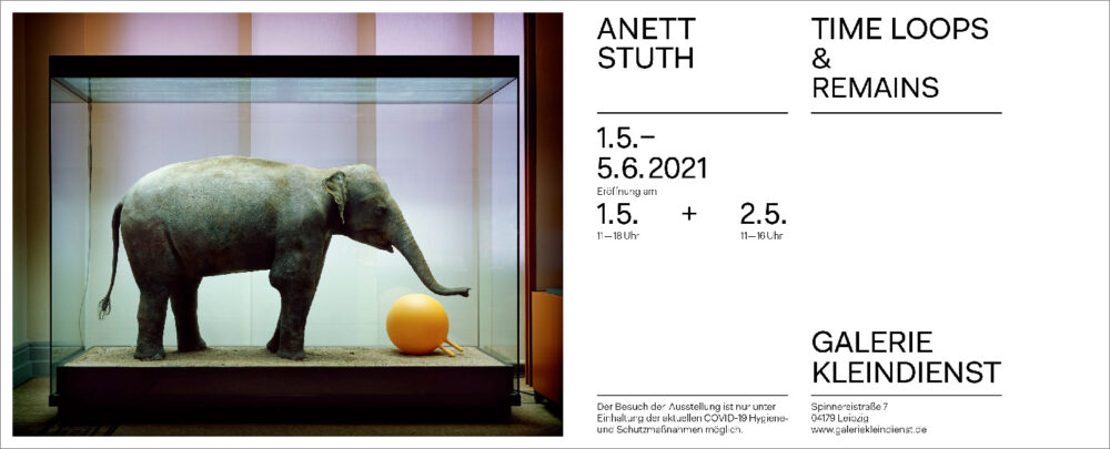 Anett Stuth - Time Loops & Remains
